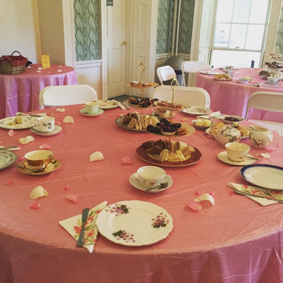 Vintage Tea Party: Boston's Tea Party Catering Company